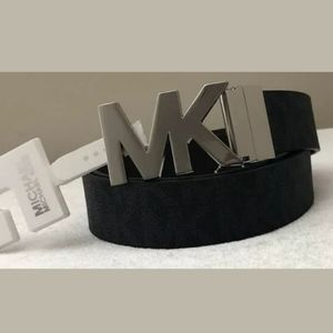 Michael Kors Reversable Signature MK Belt